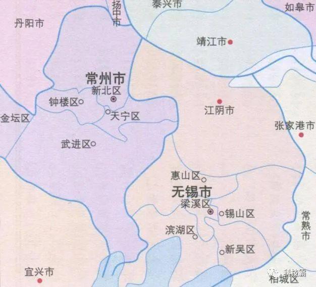 常州6区县常住人口一览:武进区145万,天宁区64万