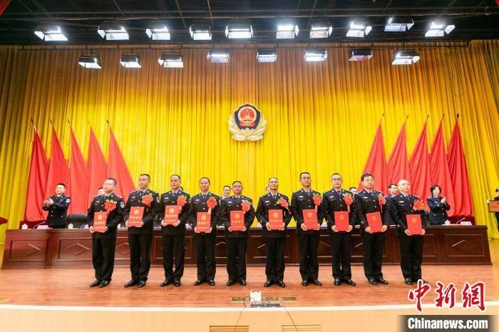 云南边检总站2020年缴毒逾11吨 查获非法出入境人员9.6万人