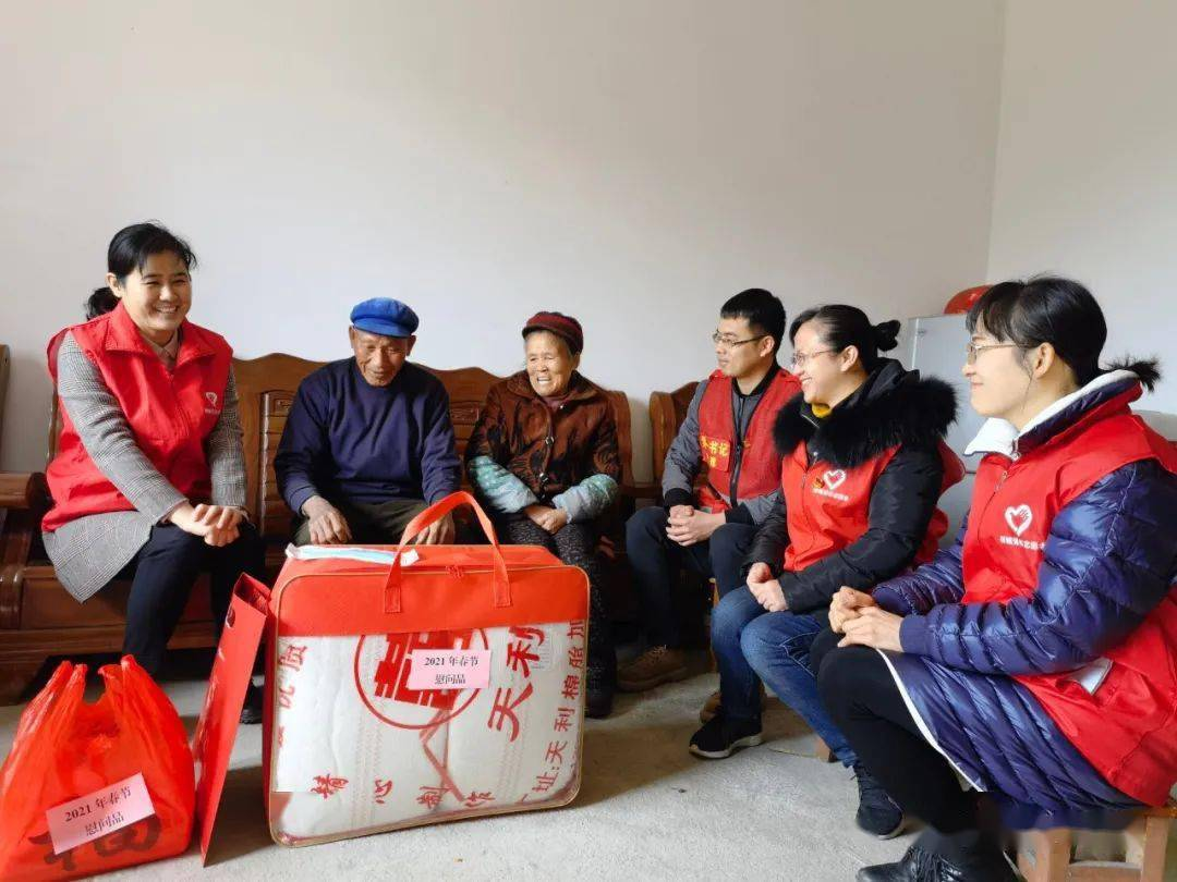 【新时代文明实践】志愿服务进村屯 温暖关爱在身边