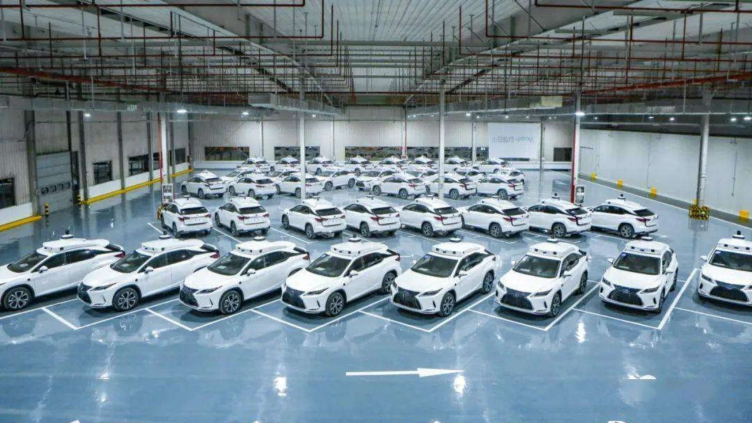 小马智行L4无人车今日量产下线,这比融资更具里程碑意义