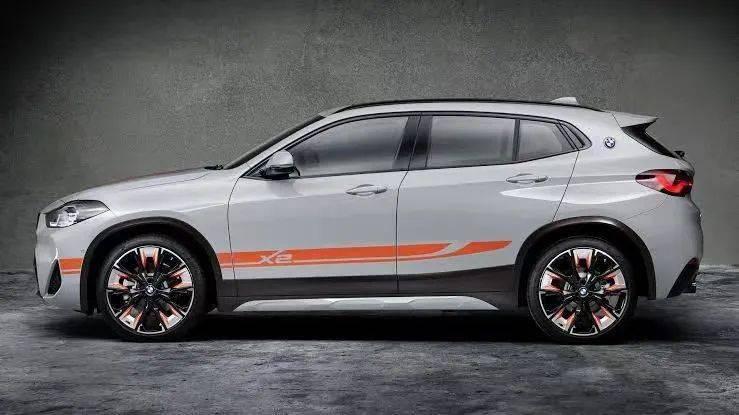 3D网状格栅,橙色拉花,新式大灯...宝马X2国内或将上市新车型!
