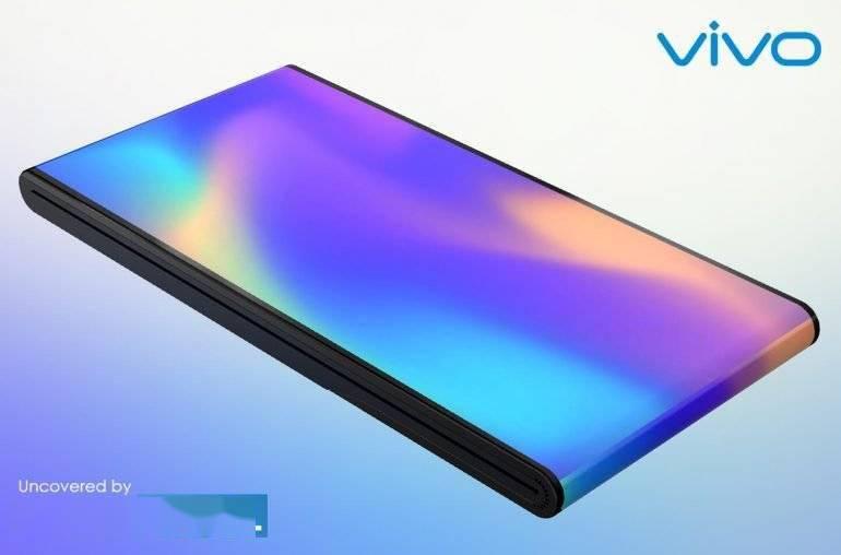 vivo申请可折叠手机设计专利:屏幕相当长