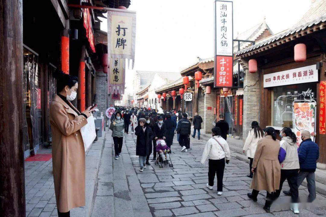 中国年在忻州:忻州古城真红火  第34张