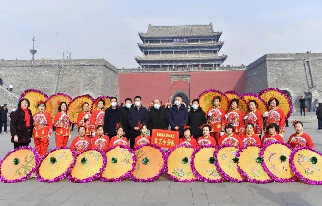 中国年在忻州:忻州古城真红火  第15张