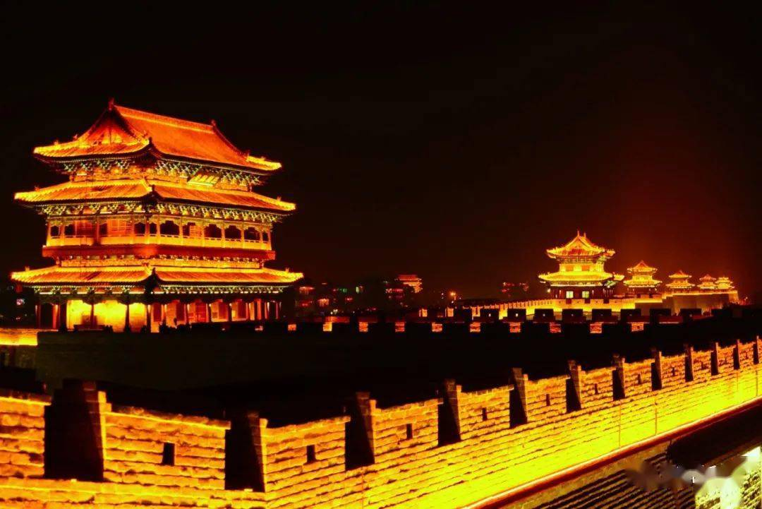 中国年在忻州:忻州古城真红火  第49张