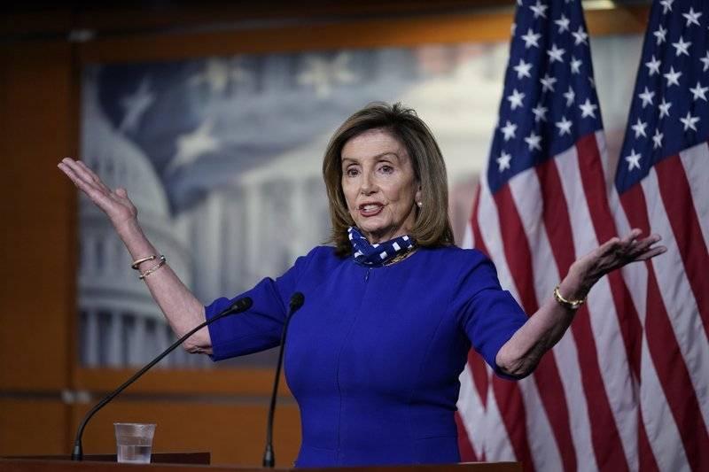 美国众议院议长:将成立调查委员会调查美国会大厦遭冲击事件
