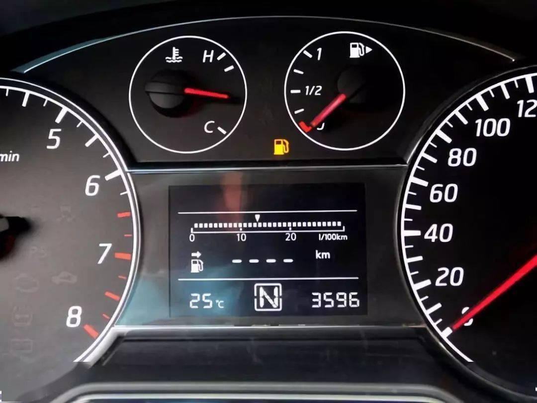 油表灯亮了别慌!按照这几个方法,可以让你再多跑90公里!