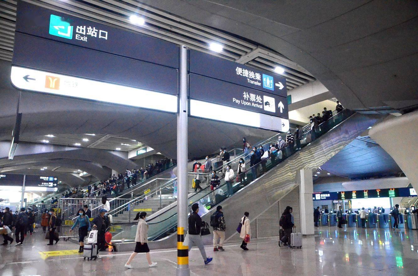 春节7天假期,广铁到发旅客超1225万人次