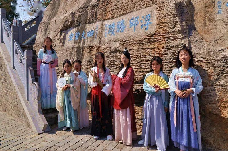 浚县正月古庙会之浮丘山碧霞宫  第9张