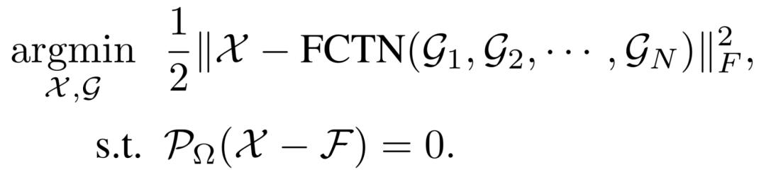 一种新的全连接张量网络分解:突破TT和TR分解的局限性  第12张