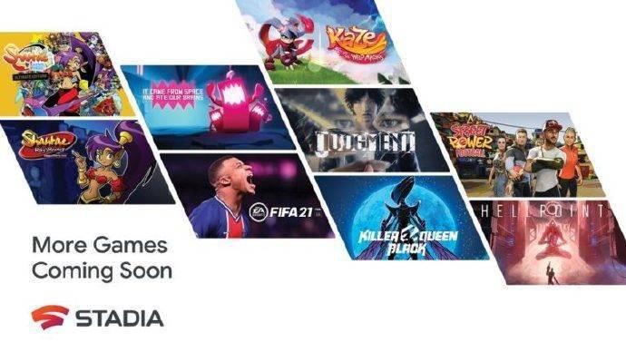 SE新作《先驱者》将登陆谷歌云游戏平台Stadia