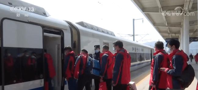 各地铁路多种措施保障务工人员返程
