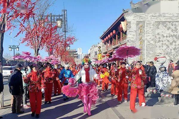 【新春走基层】乐享传统民俗盛宴 品味欢乐大同年  第1张