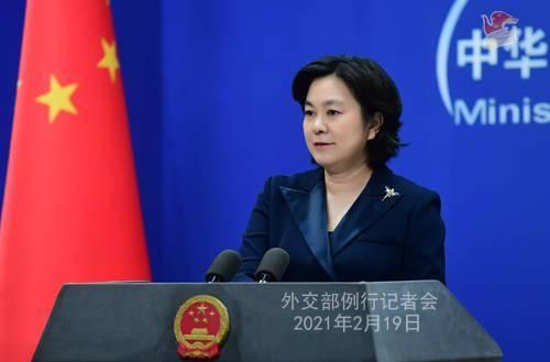 """中国通过""""一带一路""""倡议向全世界70%的燃煤电厂建设提供资金支持,外交部回应"""