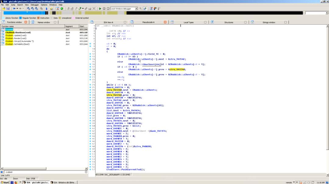 一群执着于将GTA移植到Switch上的黑客  第12张