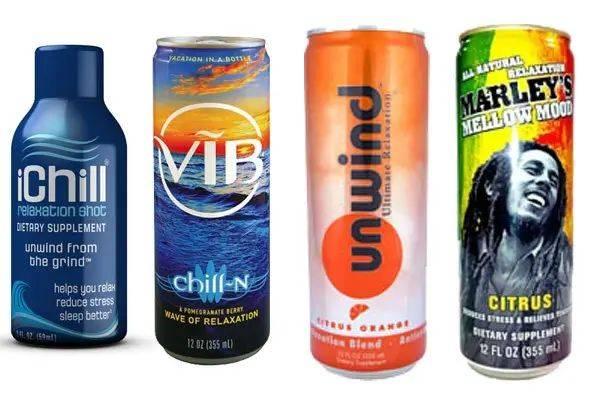 """这种超市里公开售卖的""""减压助眠水"""",可能把你送进医院"""