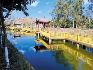 昆明市晋宁区:提升人居环境 乡村美丽蝶变