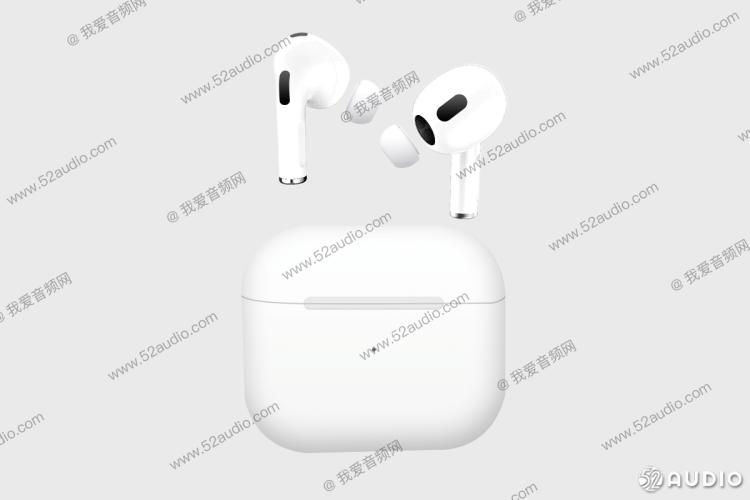 【PW热点】新一代苹果AirPods曝光,或支持主动降噪