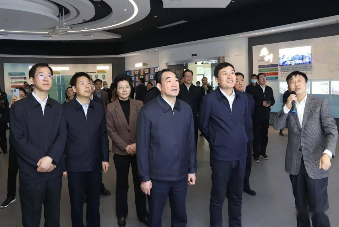 兄弟城市,协同发展!淮北市党政代表团来徐考察