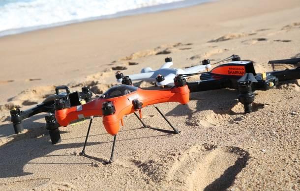 用无人机钓鱼效果过于好,南非专家担忧影响海洋生态