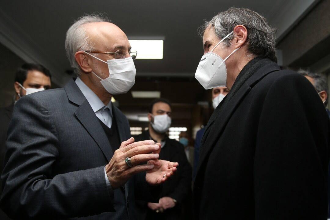 国际原子能机构最后时刻和伊朗达成协议