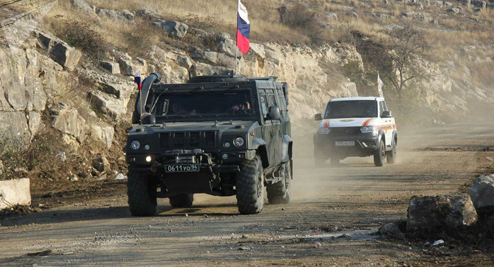 亚美尼亚希望俄罗斯增加驻军数量