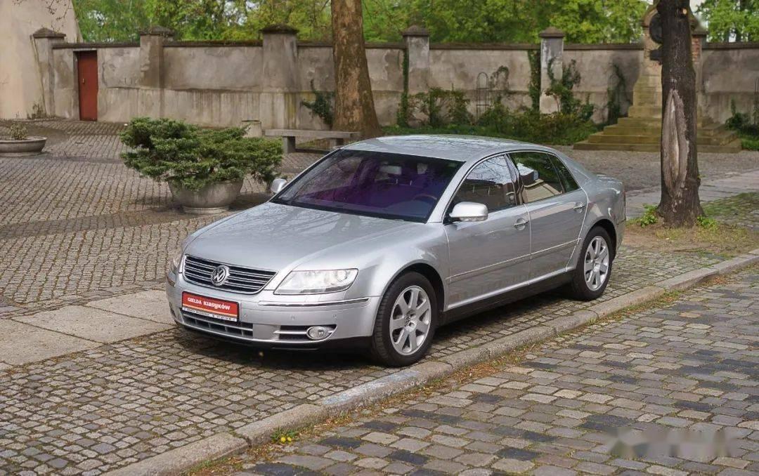 十多年前最低调的德国豪车