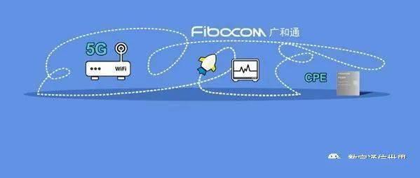 广核通5G模块FG360全球首次完成5G网络,开辟端到端数据业务!