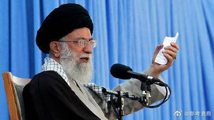 哈梅内伊:如果需要,伊朗可能将铀浓缩提高到60%