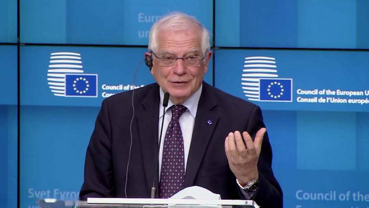 """欧盟因纳瓦尔尼中毒事件对俄罗斯实施额外制裁,俄罗斯对欧洲进入""""反防反攻""""阶段"""