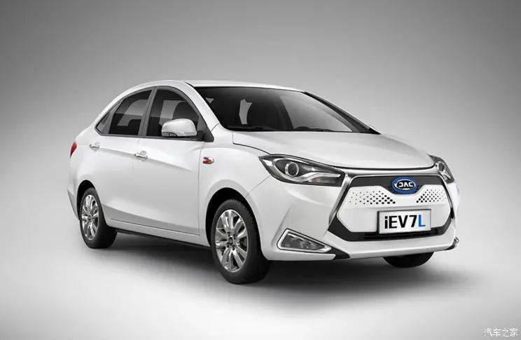 售价8.95万元的新JAC iEV7L正式推出