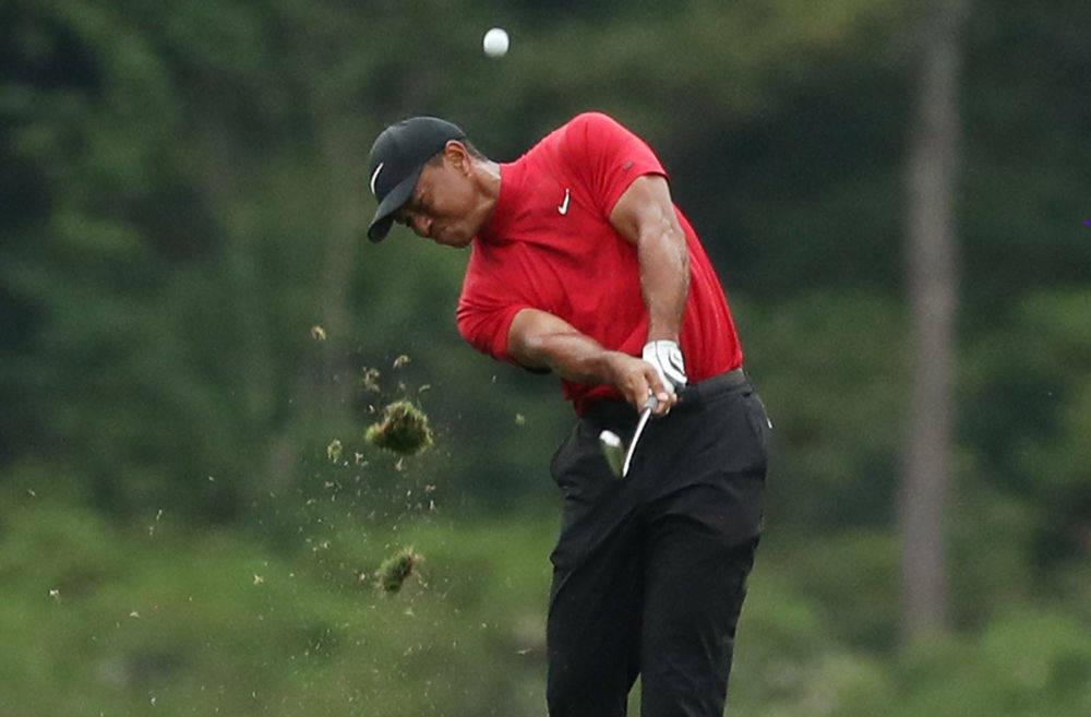 世界头号高尔夫球手泰格·伍兹发生车祸