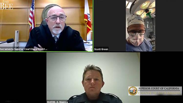 迷惑行为!美国一整形医生参加法庭视频听证会同时给患者做手术