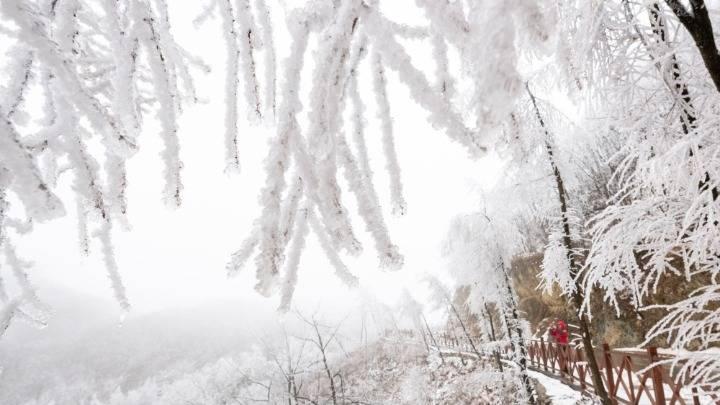 多地降春雪