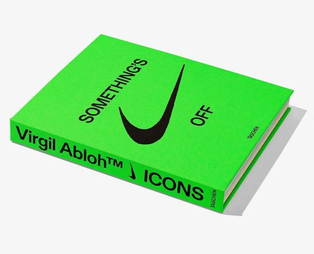 TASCHEN × Virgil Abloh × Nike合作新书首发