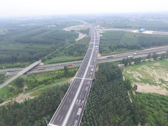 @市民朋友,首都环线高速已恢复通行