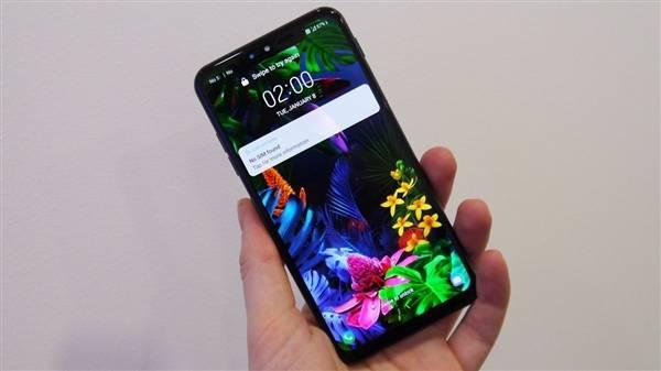 手机业务面临销售:LG Snapdragon 888旗舰V70无限期搁置