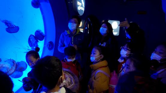 天辰平台登录入口【开学第一馆】展馆建在学校,科普送进校园!