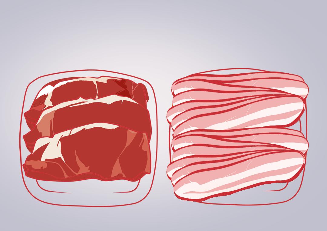 蛋白跟脂肪有什么区别