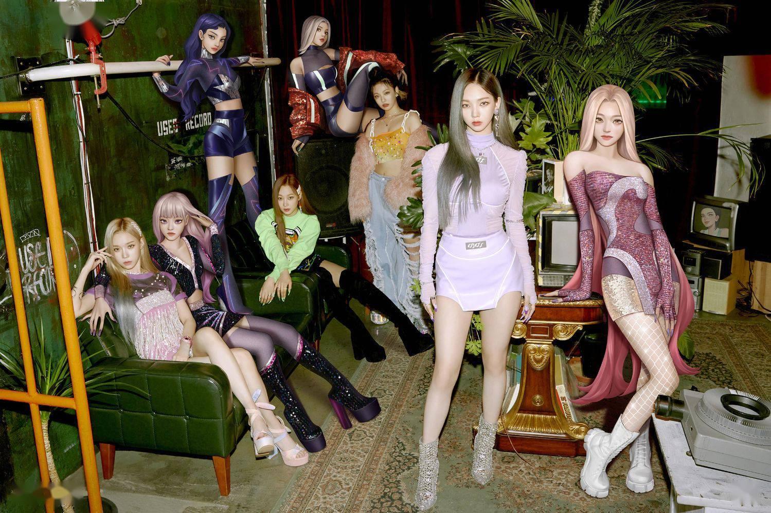 """""""每个人会有十个avatars""""李秀满的想象指向了kpop的未来"""
