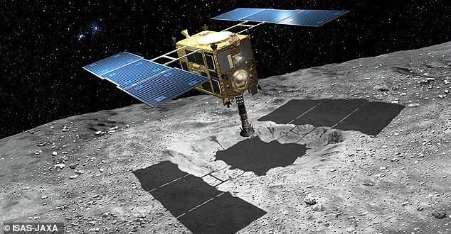 首次在小行星上发现水和有机物,很可