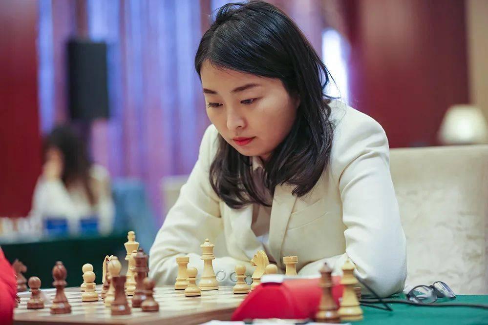 国际象棋联合会成立了运动员委员会,居文君入选