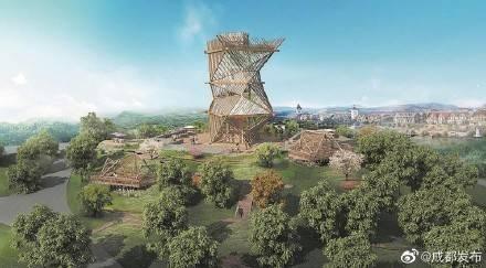 首批推出3条航线 从金堂机场起飞低空鸟瞰公园城市