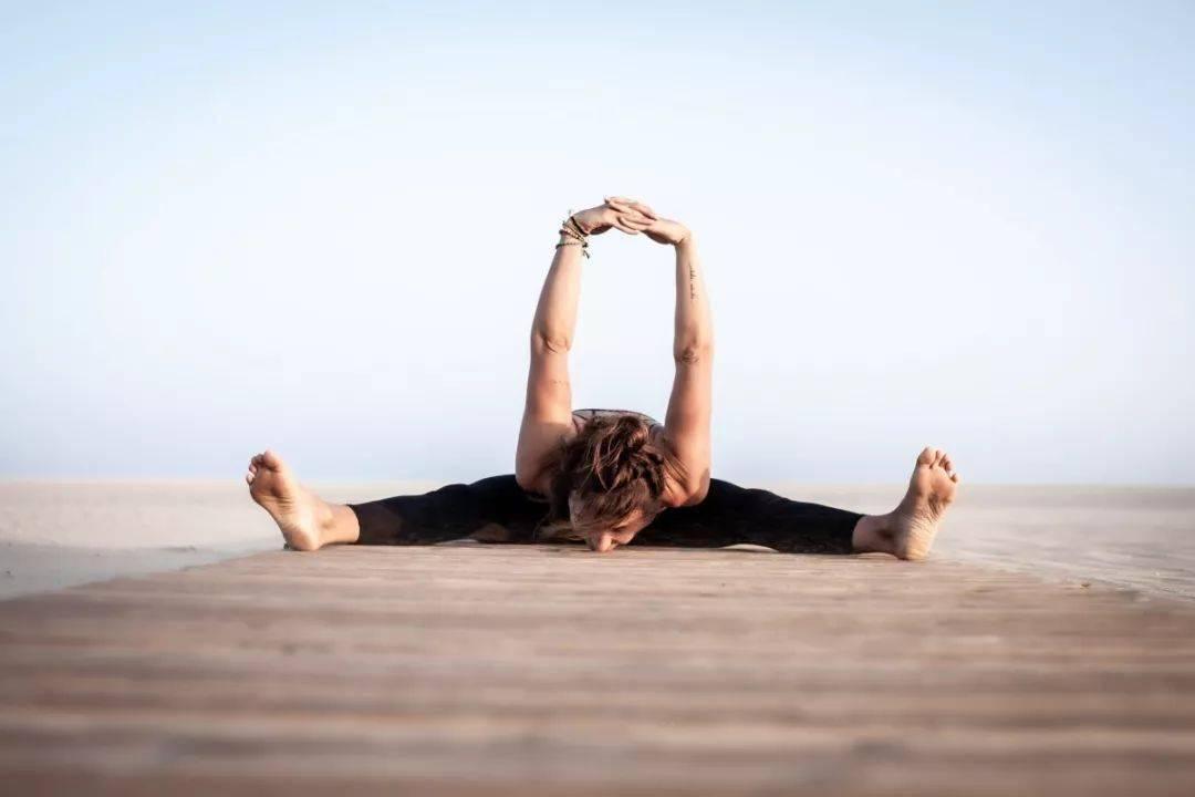 这套瑜伽序列每天练,开肩还不简单?