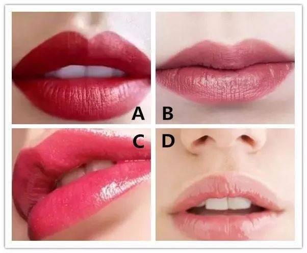 凭直觉选一种口红颜色,测你会爱上几个人!
