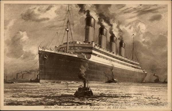 德军潜艇埋伏4万吨邮轮!谁知对手不是肥羊是巨熊,直接撞沉潜艇