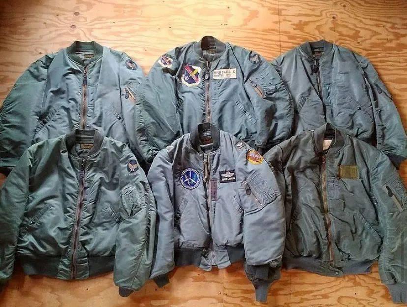 MA-1飞行夹克