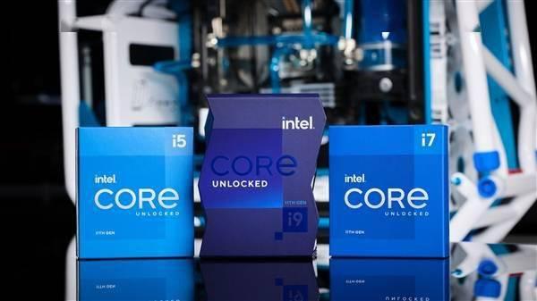 Intel 11代旗舰i9-11900K提前到手!波浪形包装盒吸睛的照片 - 18