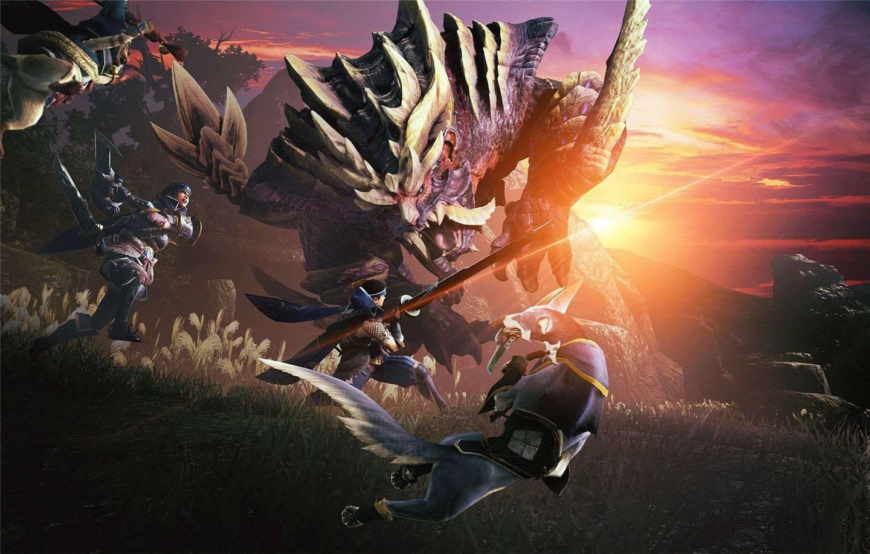 IGN满分评价《怪物猎人:崛起》明日开售,你请假了吗?