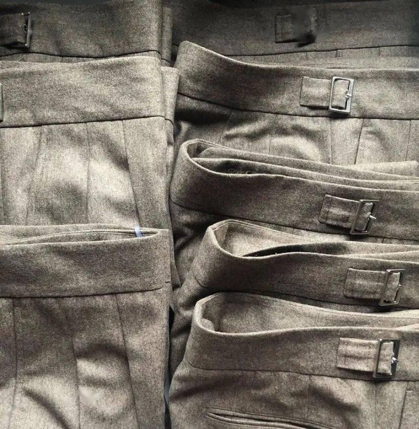 廓尔格军裤